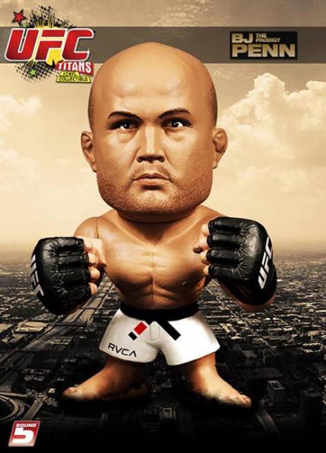 UFC Titans BJ Penn Vinyl Figure [No Gi]