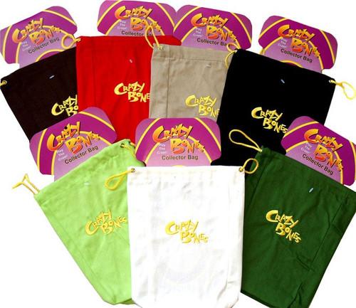 Crazy Bones Gogo's Collector Bag [RANDOM Color]