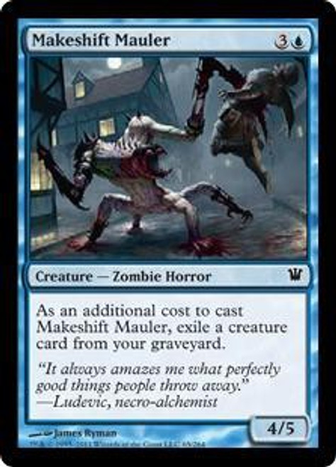 MtG Innistrad Common Makeshift Mauler #65