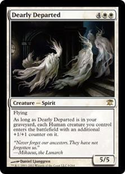 MtG Innistrad Rare Dearly Departed #9
