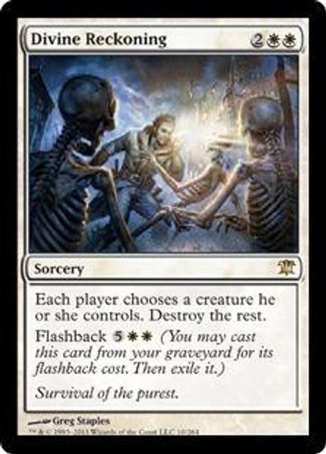 MtG Innistrad Rare Divine Reckoning #10