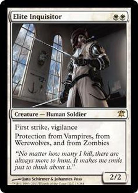 MtG Innistrad Rare Elite Inquisitor #13