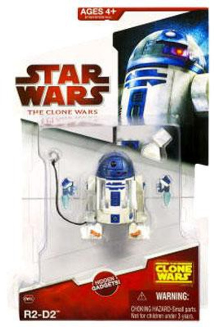 Star Wars The Clone Wars 2009 R2-D2 Action Figure CW25
