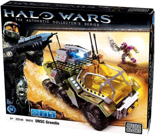 Mega Bloks Halo UNSC Gremlin Set #96818