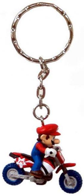 Super Mario Mario Kart Wii Volume 1 Mario Keychain [Motorcycle]