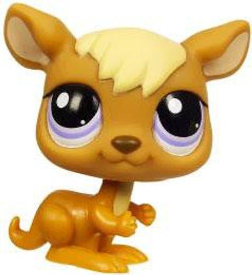 Littlest Pet Shop Kangaroo Figure [Loose]