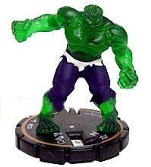 Marvel HeroClix Promos Mayhem Hulk Exclusive #218