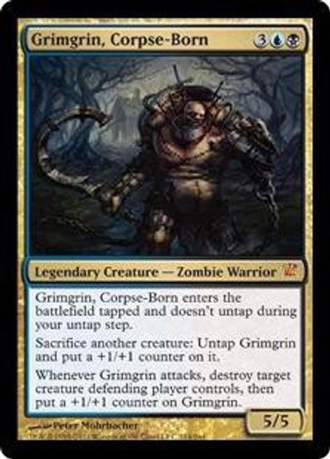 MtG Innistrad Mythic Rare Grimgrin, Corpse-Born #214