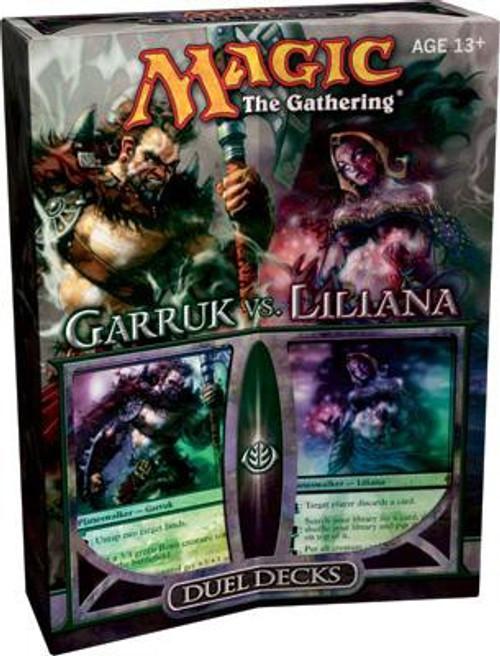 MtG Trading Card Game Garruk vs. Liliana Duel Decks