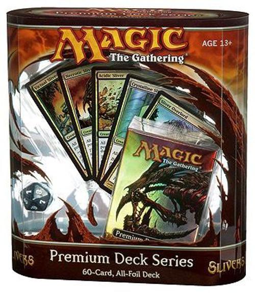MtG Trading Card Game Premium Deck Series: Slivers Slivers Premium Deck