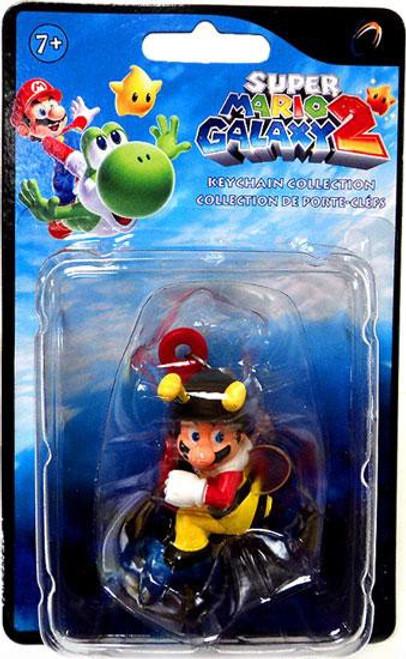 Super Mario Galaxy 2 Mario Keychain [Bee]