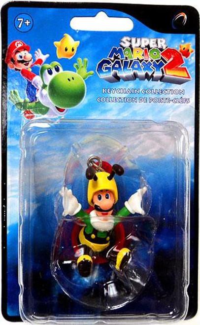 Super Mario Galaxy 2 Luigi Keychain [Bee]