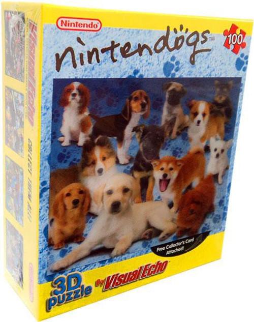 Nintendogs Puzzle [3D Lenticular]