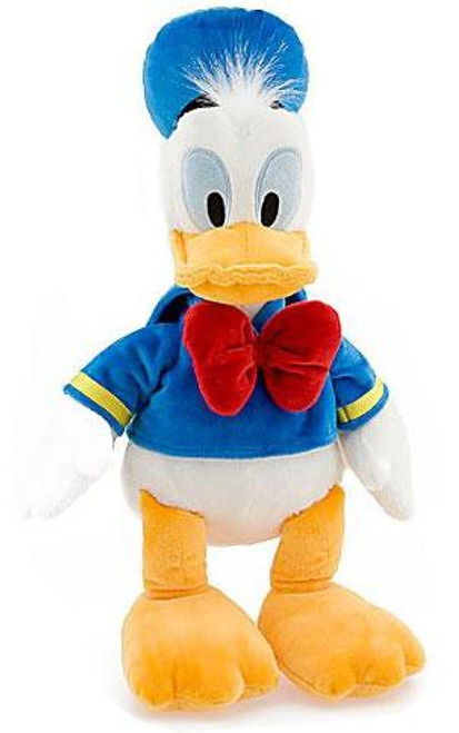 Disney Mickey Mouse Donald Duck 18-Inch Plush