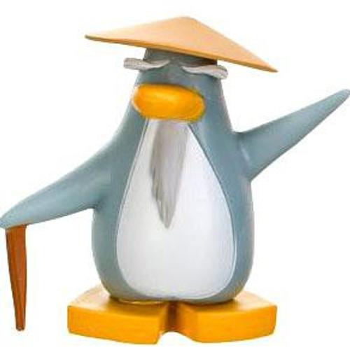 Club Penguin Sensei 2-Inch Mini Figure