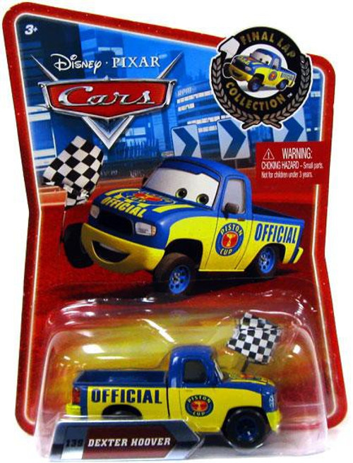 Disney / Pixar Cars Final Lap Collection Dexter Hoover Exclusive Diecast Car