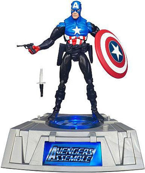 Marvel Avengers Comic Series Captain America Exclusive Action Figure [Bucky Barnes]