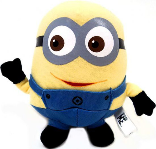Despicable Me 2 Minion Dave 5-Inch Plush Figure