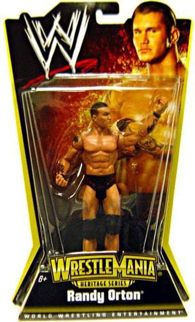 WWE Wrestling WrestleMania Heritage Series 1 Randy Orton Action Figure