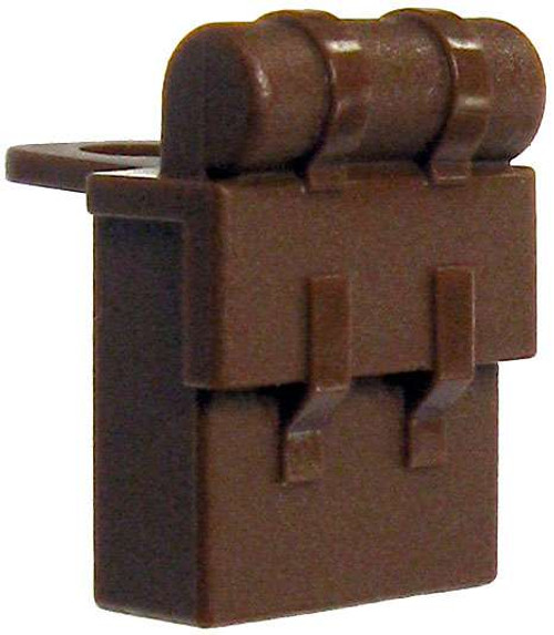 LEGO City Items Reddish Brown Backpack [Loose]