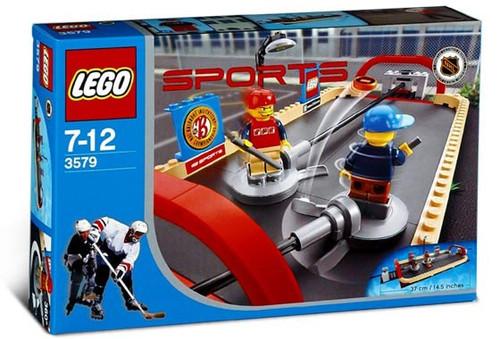 LEGO Sports NHL Street Hockey Set #3579