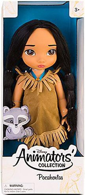 Disney Princess Animators' Collection Pocahontas Exclusive 16-Inch Doll