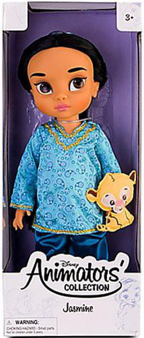 Disney Princess Aladdin Animators' Collection Jasmine Exclusive 16-Inch Doll