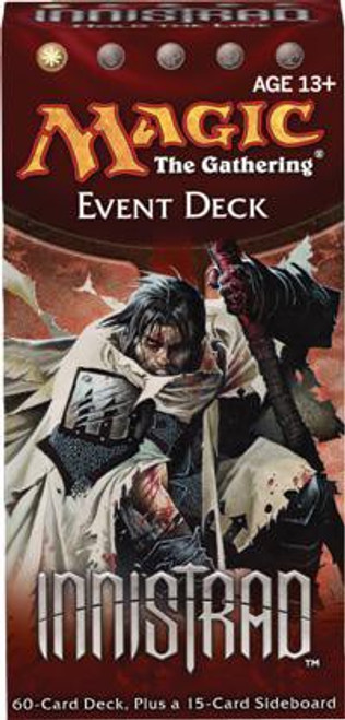 MtG Trading Card Game Innistrad Hold the Line Event Deck