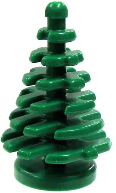 LEGO Terrain Classic Small Evergreen Tree Loose Accessory [Loose]