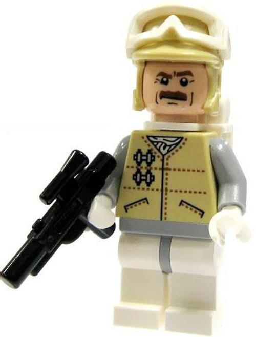 LEGO Star Wars Hoth Rebel Trooper Officer Minifigure [Loose]