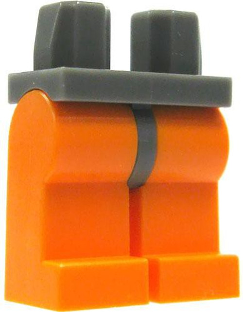 LEGO Star Wars Gray with Orange Legs Loose Legs [Loose]