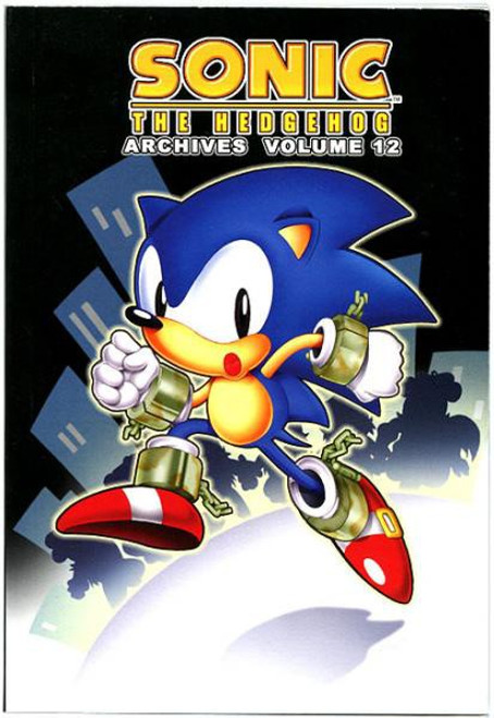 Sonic The Hedgehog Archives Volume 12 Trade Paperback
