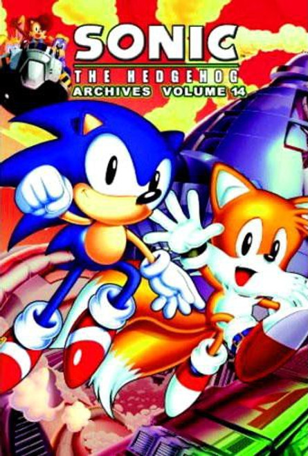 Sonic The Hedgehog Archives Volume 14 Trade Paperback