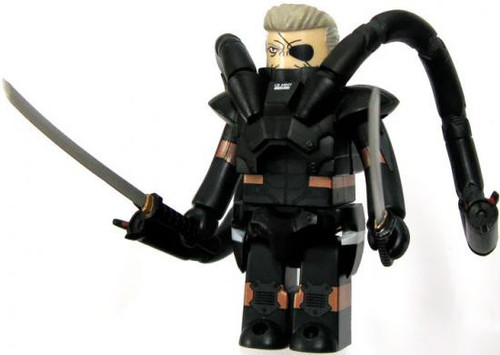 Metal Gear Solid Collector's Edition 2 Kubrick Solidus Snake Minifigure