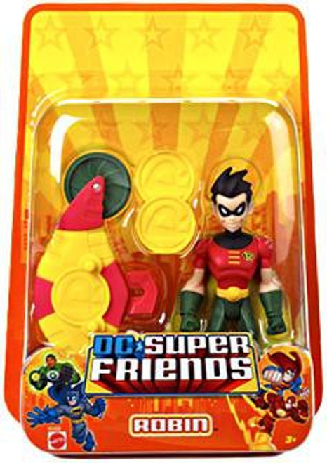 DC Super Friends Robin Exclusive Action Figure