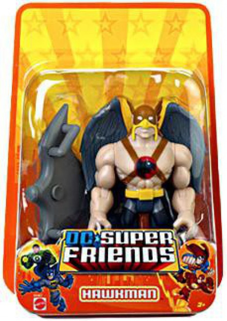 DC Super Friends Hawkman Exclusive Action Figure
