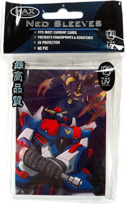 Card Supplies Neo Sleeves Robo War Standard Card Sleeves [50 Count]