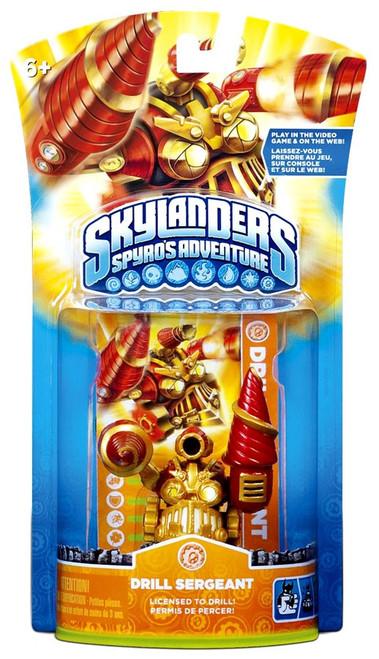 Skylanders Spyro's Adventure Drill Sergeant Figure Pack