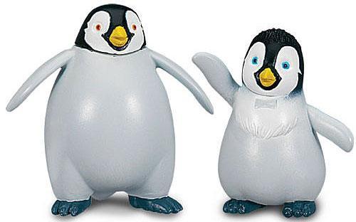 Happy Feet Two Erik & Atticus 2-Inch Mini Figure 2-Pack