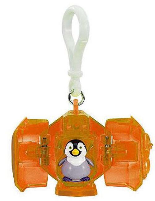 Happy Feet Two Penguin Pet Atticus Clip On Figure [RANDOM Color Keychain]