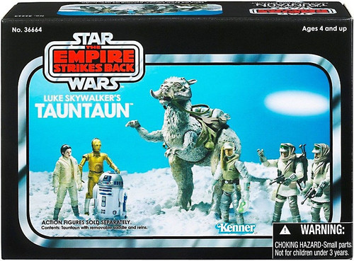 Star Wars The Empire Strikes Back Vintage Collection Vehicles Luke Skywalker's Tauntaun Exclusive Action Figure Vehicle #36664