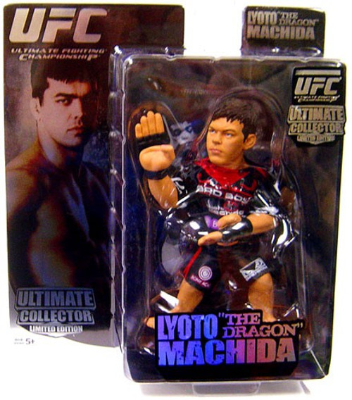 UFC Ultimate Collector Series 1 Lyoto Machida Action Figure [Limited Edition]