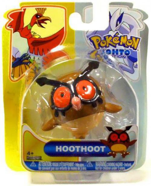 Pokemon Johto Edition Series 15 Hoothoot Figure