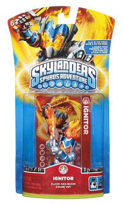 Skylanders Spyro's Adventure Ignitor Figure Pack