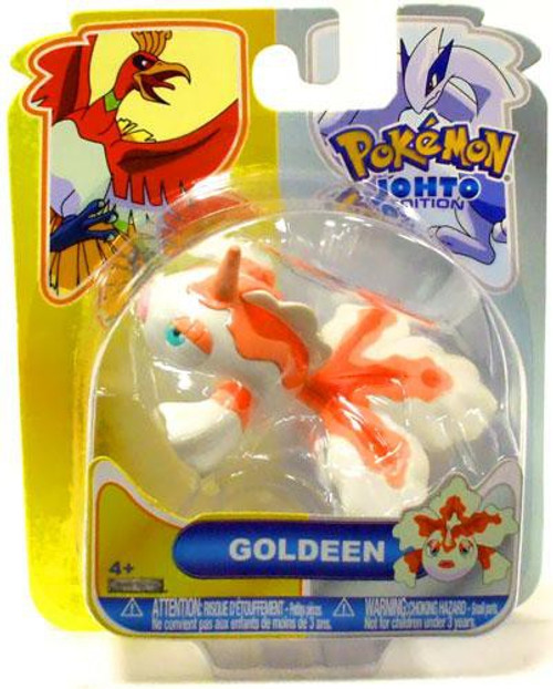 Pokemon Johto Edition Series 15 Goldeen Figure