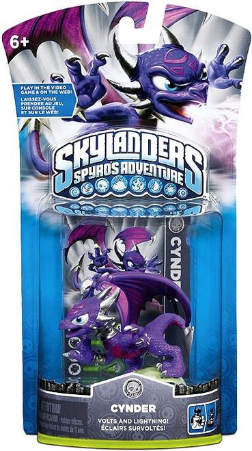 Skylanders Spyro's Adventure Cynder Figure Pack [Spyros' Adventure]