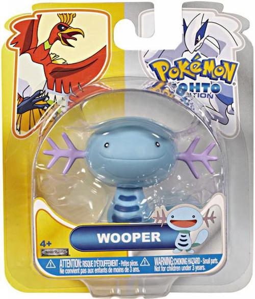 Pokemon Johto Edition Series 16 Wooper Figure