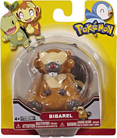 Pokemon Series 17 Bibarel Figure
