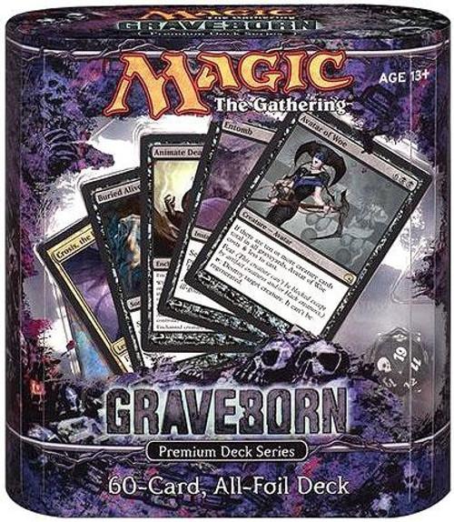 MtG Trading Card Game Premium Deck Series: Graveborn Graveborn Premium Deck