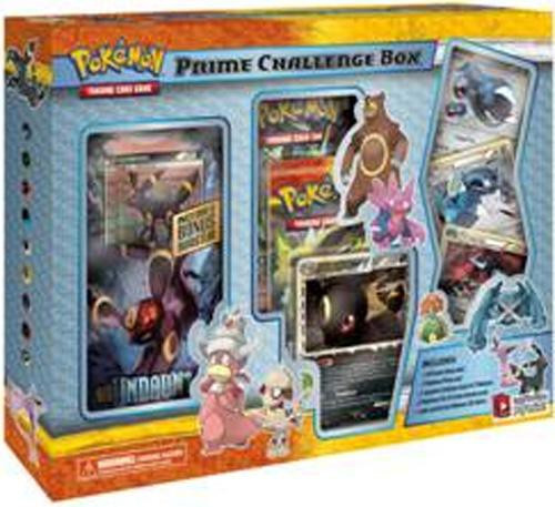 Pokemon Trading Card Game HeartGold & Soulsilver Undaunted Prime Challenge Box Special Edition